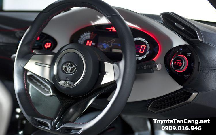 toyota ft 86 2015 toyota tan cang 8 -  - Đánh giá Toyota FT 86 2015 nhập khẩu: Đẳng cấp xe đua dạo phố