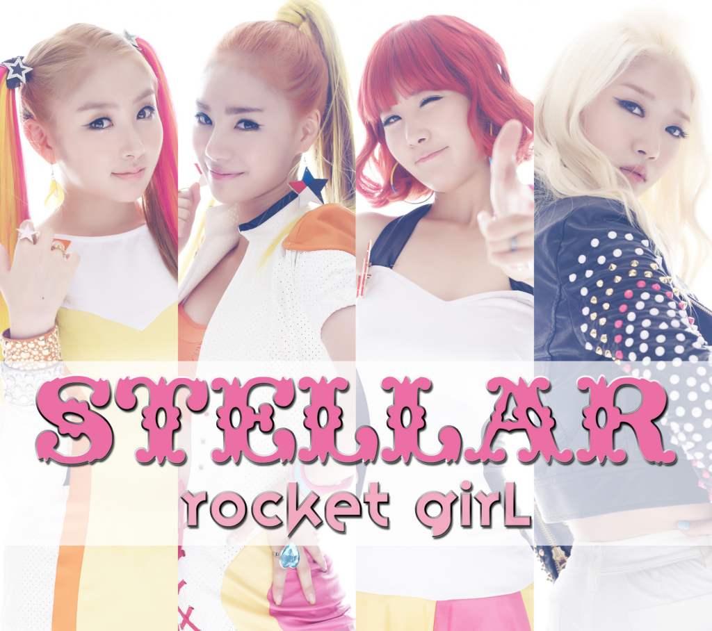 [Single] Stellar – ROCKET GIRL (FLAC)