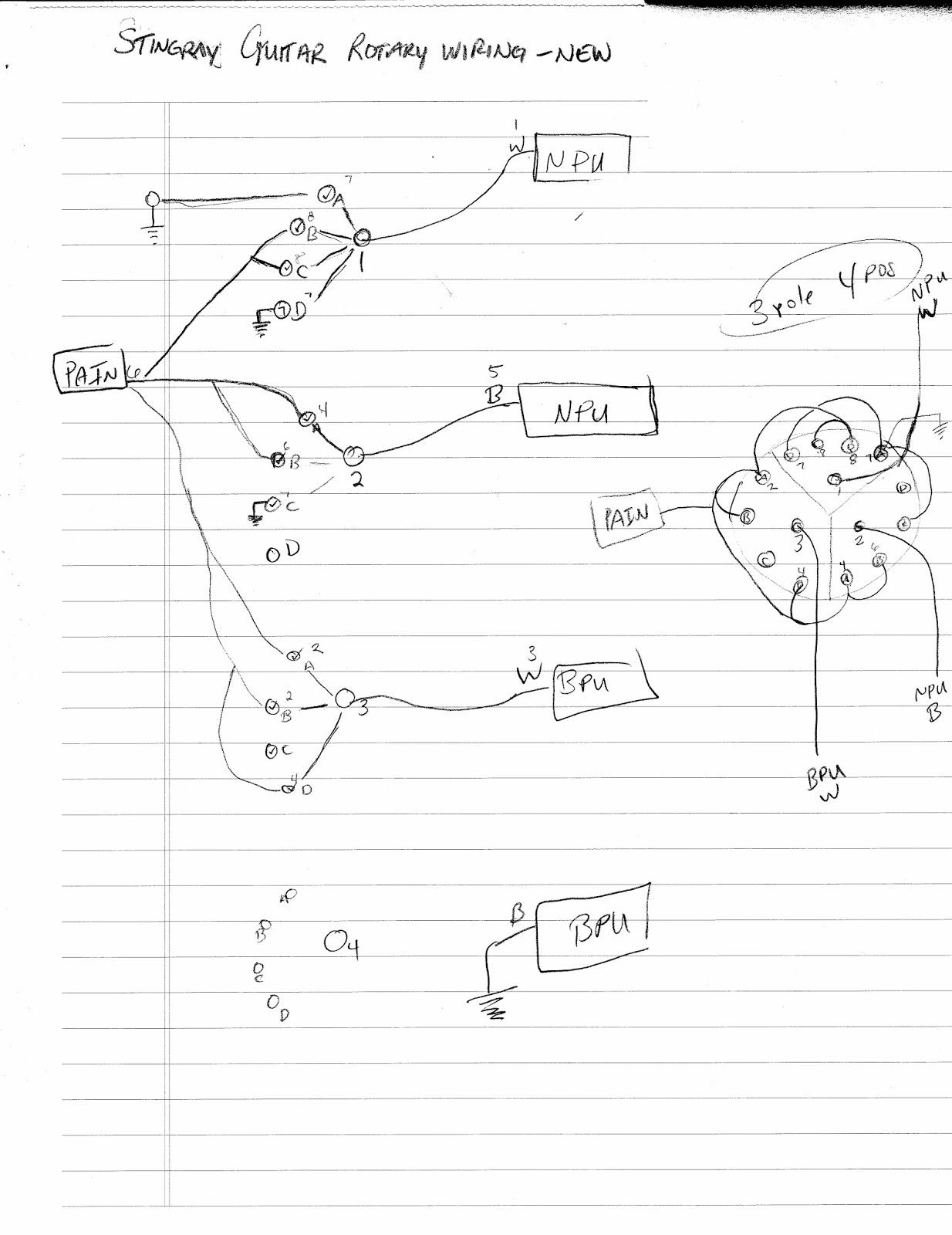 Musicman stingray wiring diagram 32 wiring diagram images wiring