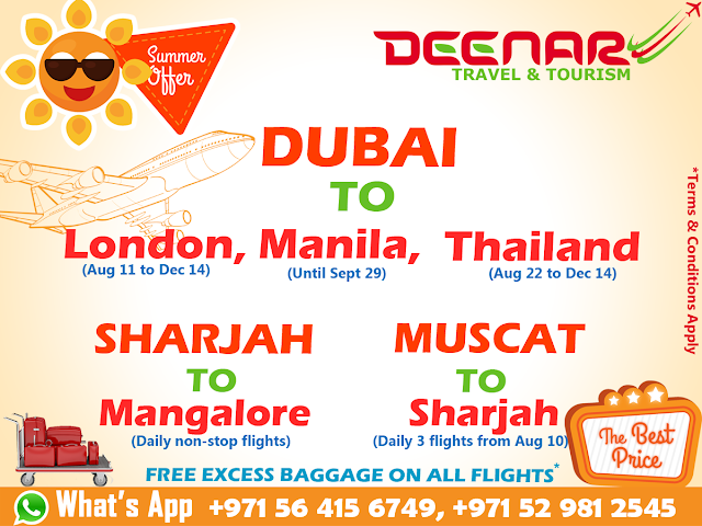 deenartravels, dubai tours, dubai to thailand