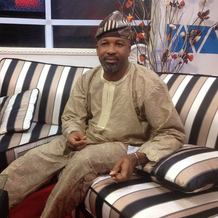 Married Nigerian Actor Yemi Solade Got A Teenager Pregnant