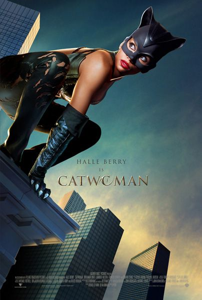 catwoman film recenzja halle berry sharon stone