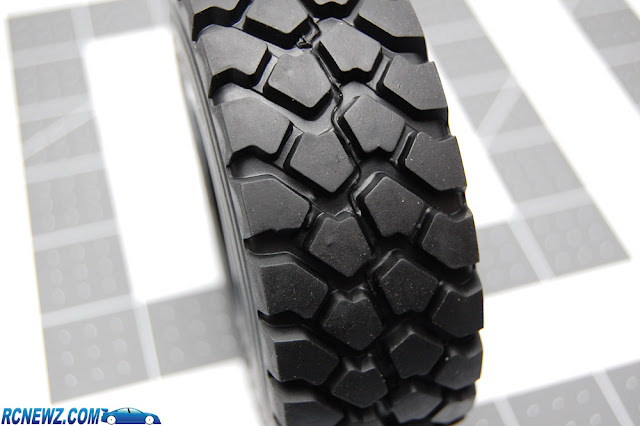 RC4WD Beast 2 1.9 tires