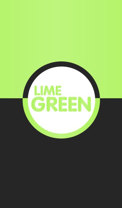 Lime Green & Black(JP)