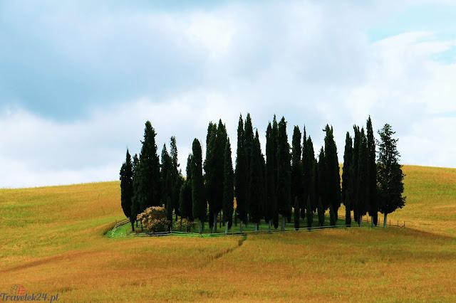 Drogi w Toskanii