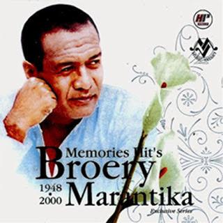 Broery Marantika - Biarlah bulan bicara (Karaoke)