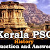 Kerala PSC History Question and Answers - 47
