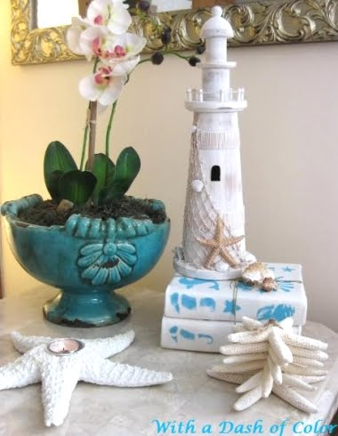 beach book accents