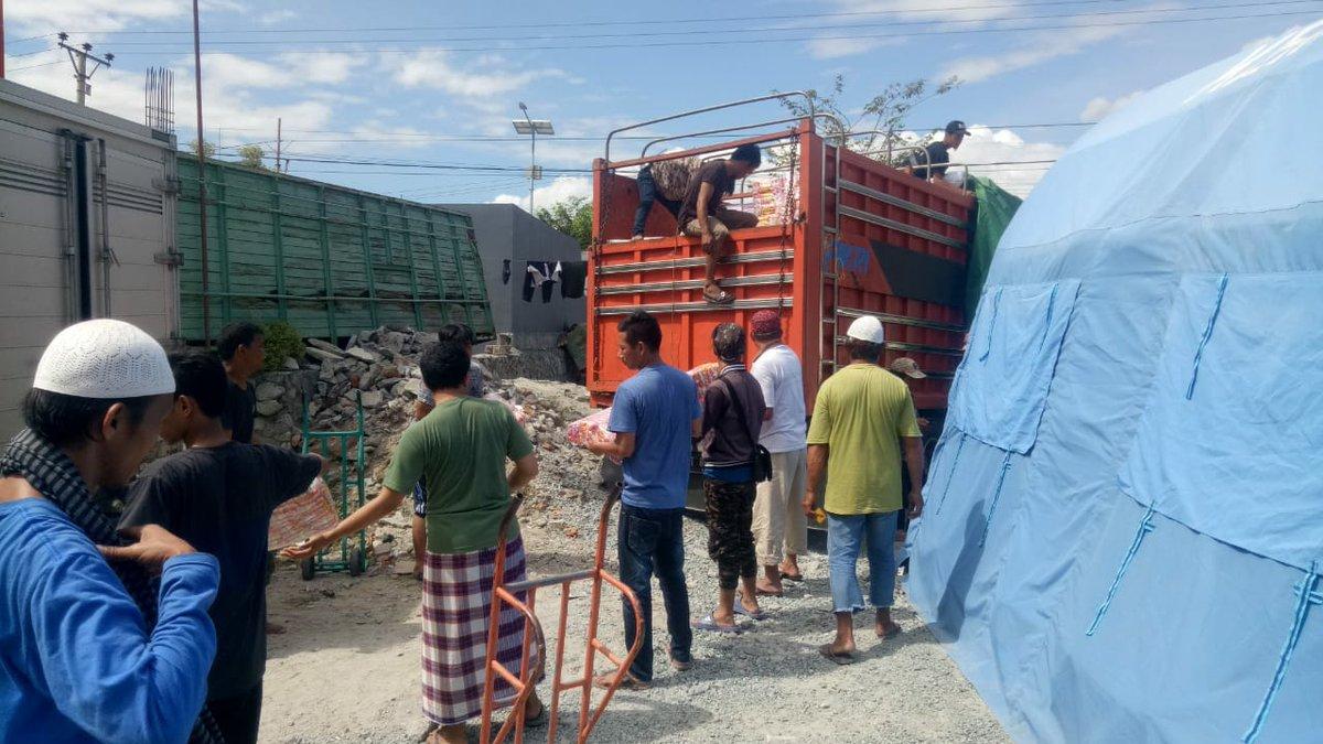 Inilah Video FPI Melakukan Praktik Gelap di Gempa Palu