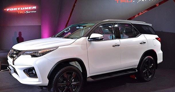Harga Kredit Mobil Toyota All New Fortuner Baru di ...