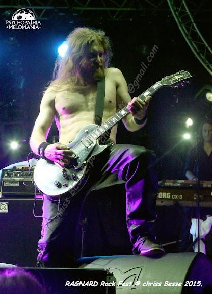 Enslaved @Ragnard Rock Fest 2015, Simandre-sur-Suran 19/07/2015