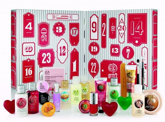 Great Gifting - The Body Shop Beauty Advent Calendar