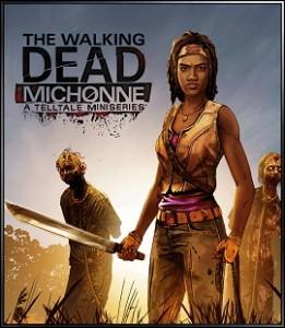 Capa The Walking Dead Michonne - Episode  1  PS3 2016 Grátis