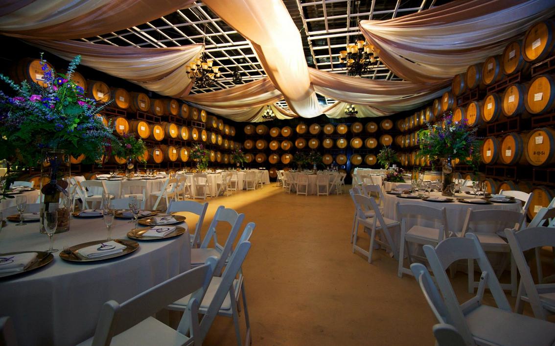 Mount Palomar Winery Wedding Venue