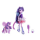 My Little Pony Equestria Girls Original Series Doll & Pony Set Twilight Sparkle Doll
