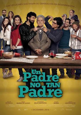 Un Padre No Tan Padre 2016 DVD Custom NTSC Latino TS