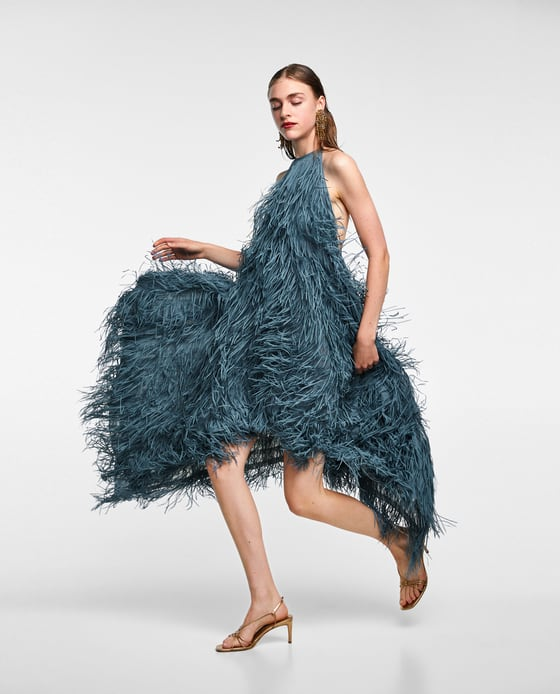Vestido Zara Vestido Agotado Verabond'sblog¡el Agotado