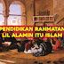 [IslamRahmatanLilAlamin] Pendidikan Rahmatan Lil Alamin itu Islam