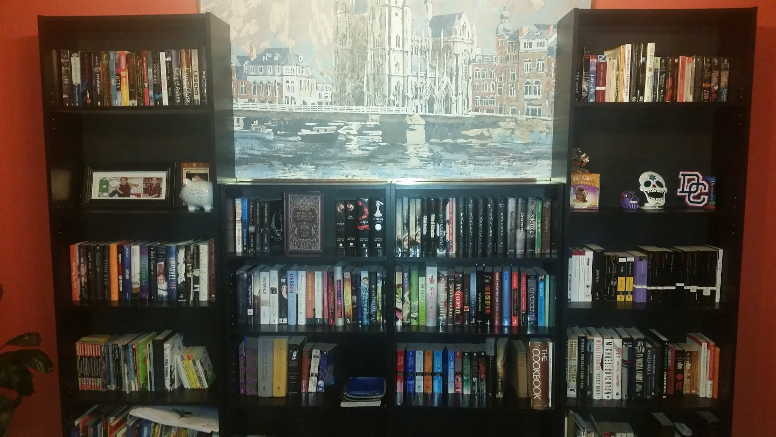 My Book Shelves
