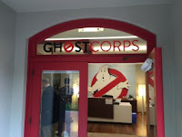 Sony Ghostbuster offices Ghost Corps