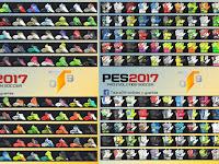 PES 2017 Bootpack dan Glove Pack 100 dari Tisera09