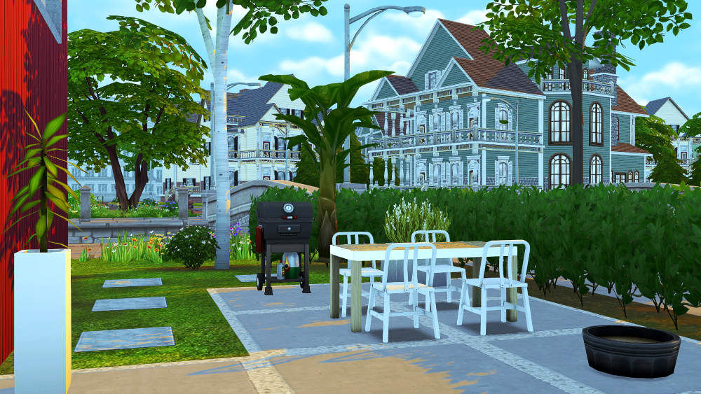 The House Of Clicks Sims 4 Houses