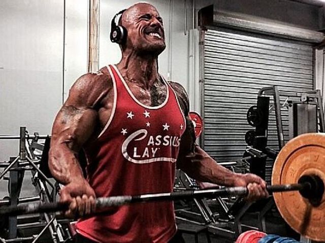 dwayne the rock johnson steroids hgh