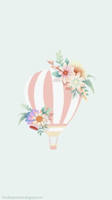 Wallpaper con Flores para lucir en Primavera