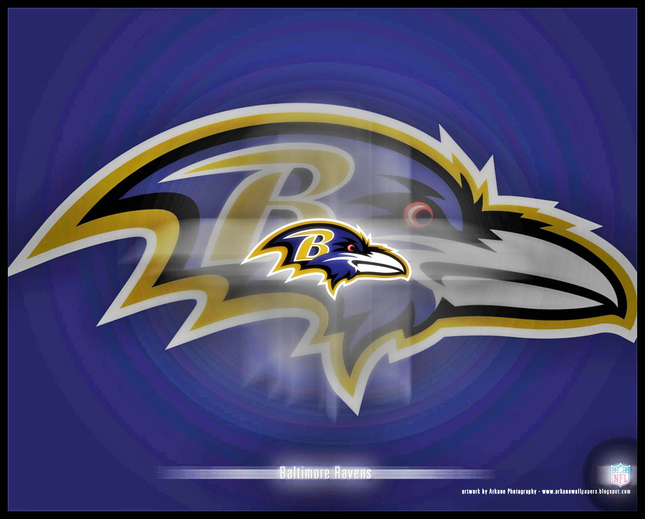 Baltimore Ravens Background Pictures to Pin on Pinterest - PinsDaddy