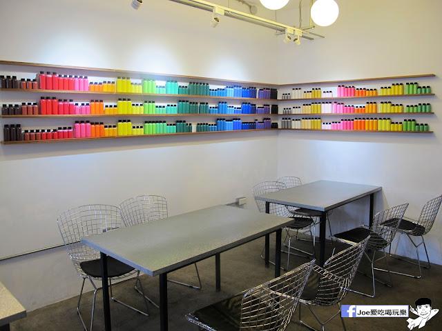 IMG 6487 - CMYK GALLERY | 集會畫教室、藝廊、餐廳於一身的特色餐廳,色彩繽紛的用餐環境,令人賞心悅目,也讓網美們為之瘋狂!