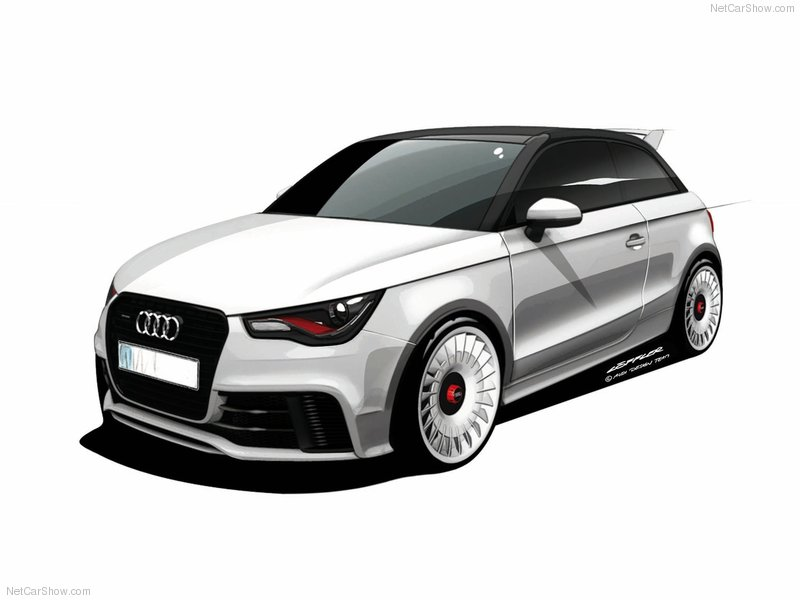 nuevo audi a1 quattro tracci n en las 4 ruedas tuning extremo. Black Bedroom Furniture Sets. Home Design Ideas