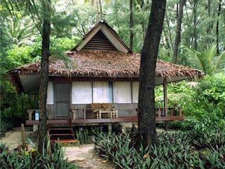 Paket Wisata Kamar Bougenville Pulau Pelangi