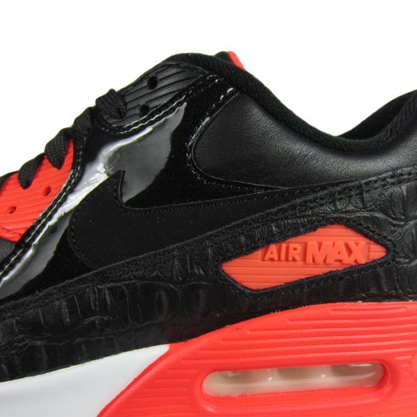 brand new ea6f2 16dd4 Nike Air Max 90 Anniversary. Black, Black, Infrared, White. 725235-006