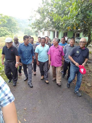 Jentera BN Terengganu di PRK Rantau Negeri Sembilan