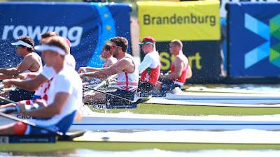 REMO - Campeonato de Europa 2016 (Brandeburgo, Alemania)