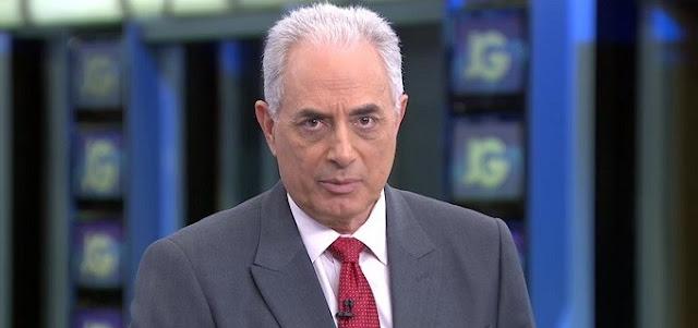 Saiba quem substitui William Waack no comando do Jornal da Globo