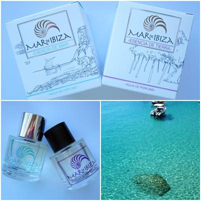 imagen de los perfumes mar de ibiza