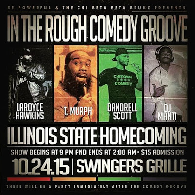SHOW-TIME: ISU Homecoming (10/24/15)