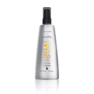 Leave in Spray Προστασίας κατά της Θερμότητας HairX 150ml