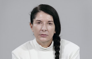 Marina Abramovic, artista performance
