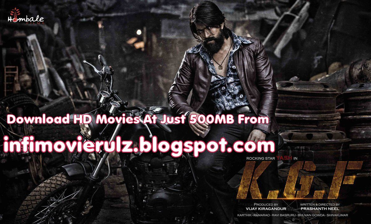 K G F Chapter-1 (2018) Telugu HDRip Full Movie Free Download
