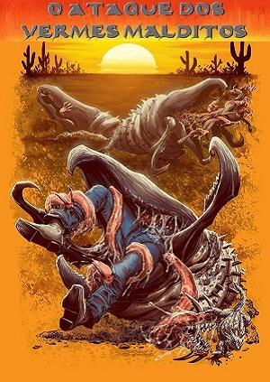 O Ataque dos Vermes Malditos - Todos os Filmes Filme Torrent Download