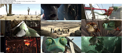 Download Rango (2011) EXTENDED BDRip | 720p | 600 MB