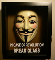 Anonymous Mask Meme Guy Fawkes masks as a