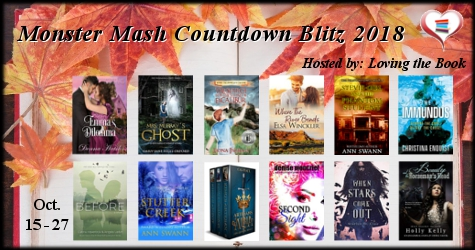 Monster Mash Countdown banner