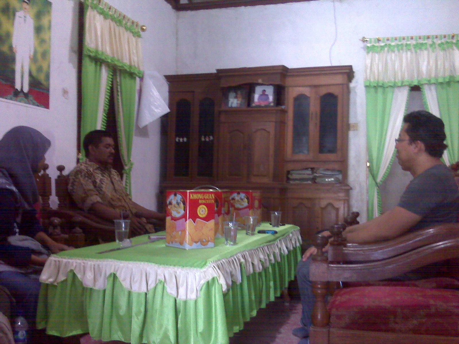Gbr Setelah Tim Eagle Doc S Series Berkunjung Ke Rumah Pak Mardi Sebagai Informan Awal Selanjutnya Bergegas Kepala Desa Tegaldowo