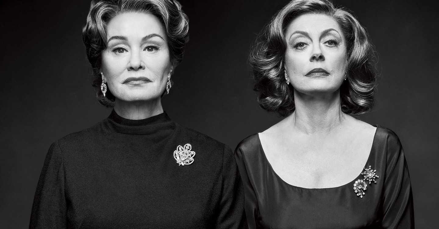 feud i ve never much cared for ryan murphy s other shows but i am a huge fan of old hollywood as this blog should ve hinted at by now so i was curious