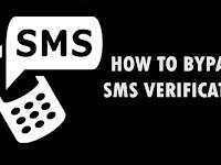 Cara Bypass Verifikasi Nomor handphone Dan SMS Di Semua Website