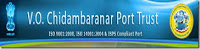 V.O.Chidambaranar Port Trust Recruitment 2016 - 08 Tug Master, Assistant Director, Driver Posts