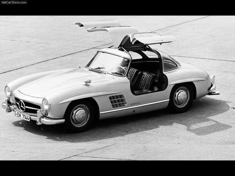 world of classic cars mercedes benz 300sl world of classic cars rank 8. Black Bedroom Furniture Sets. Home Design Ideas